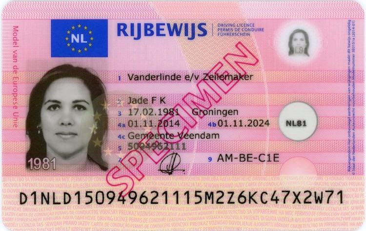 Rijbewijs-750