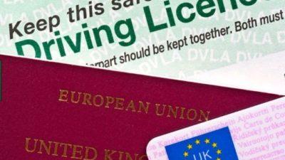 buitenlands rijbewijs